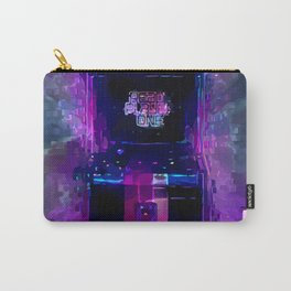 Retro Videogame Cool Carry-All Pouch