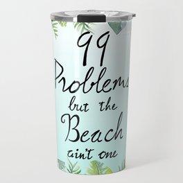 Tropical Chill Travel Mug