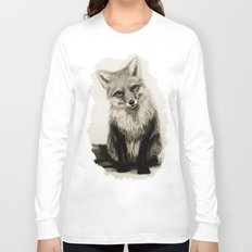Fox Say What?! Long Sleeve T-shirt