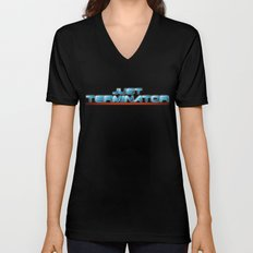 Anyone Else Hella Confused by the renaming of Terminator  Unisex V-Neck