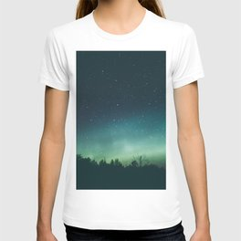 Aurora Borealis II T-shirt