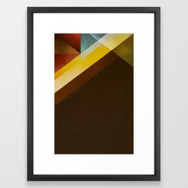 Jazz Festival 2012 (Number 4 in a series of 4) Framed Art Print