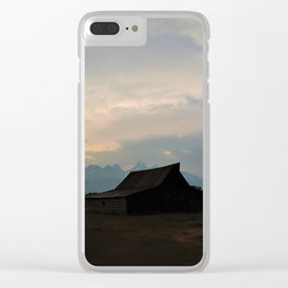 Song of Wyoming Clear iPhone Case