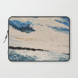 Breakwaters Laptop Sleeve