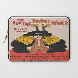 Vintage New York Magazine  Laptop Sleeve