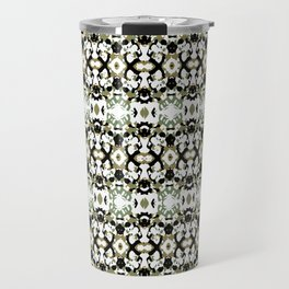 Abstract Ethnic Camouflage Travel Mug