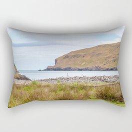 Flea Bay, Akaroa, New Zealand Rectangular Pillow