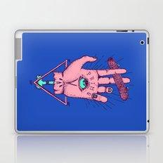 The god of skate Laptop & iPad Skin