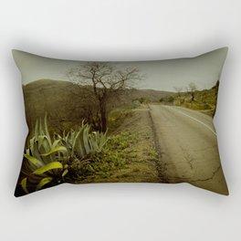 el aire de ayer Rectangular Pillow