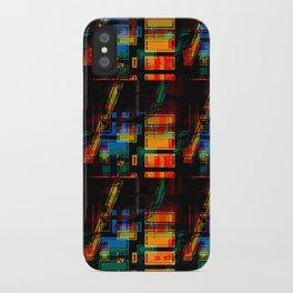 Apartment Block iPhone Case