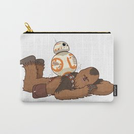 Chewbacca's Back Massage Carry-All Pouch