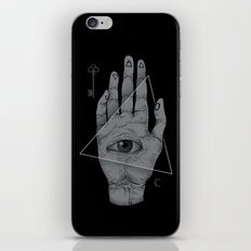 Witch Hand iPhone & iPod Skin