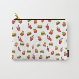 BURGER ADDICT Carry-All Pouch