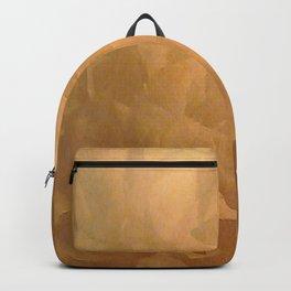 Beautiful Copper Metal - Corporate Art - Hospitality Art - Modern Art Backpack