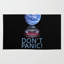 Don't Panic! Rug