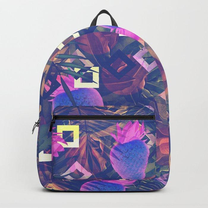 Fluorescent Vibe Backpack