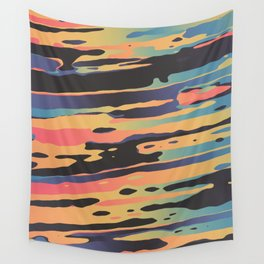 Trippy Dawntime Wall Tapestry