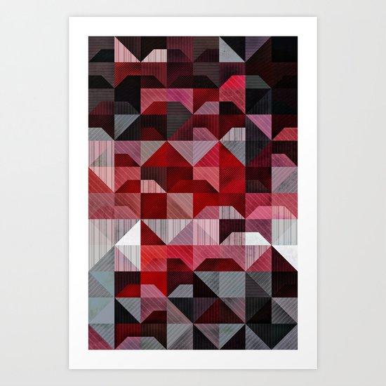 pyttyrnn Art Print