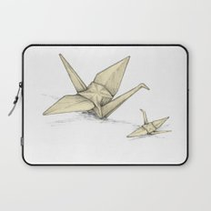 Paper Cranes Laptop Sleeve