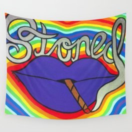 Stoned Wall Tapestry