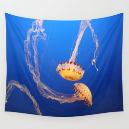 Dance Of The Medusa Wall Tapestry
