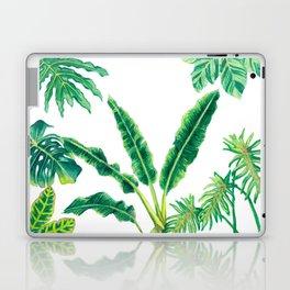 Tropical House Plants Laptop & iPad Skin