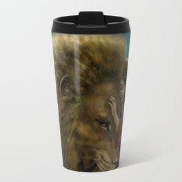 Aslan & Lucy Travel Mug