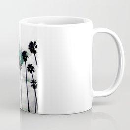 Palms in the sky Coffee Mug