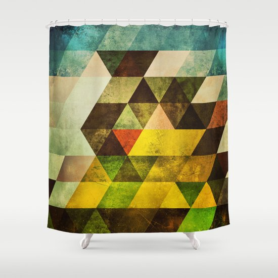 pyyk Shower Curtain
