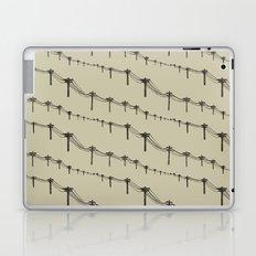 Metal Trees Laptop & iPad Skin