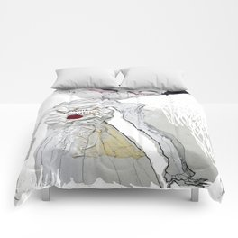 sonik youth Comforters