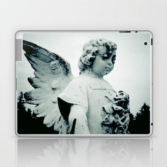 Outdoor angel Laptop & iPad Skin