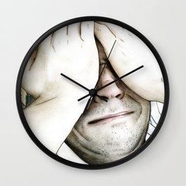 Degeneration Wall Clock