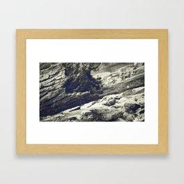 Loggin' Framed Art Print