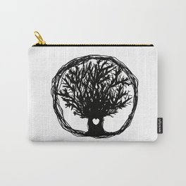 Life tree Carry-All Pouch