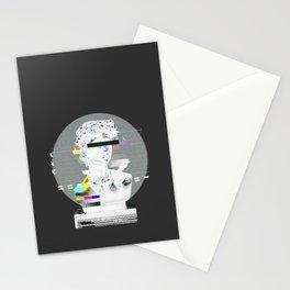 David Glitch Stationery Cards