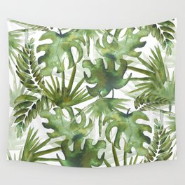 Mom's Leaves Wall Tapestry