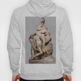 "Michelangelo ""Pietà Bandini - Opera Duomo Florence"" Hoody"