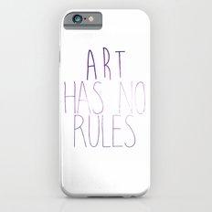 ART Rules2 iPhone 6s Slim Case