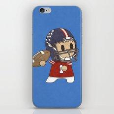 American Football iPhone & iPod Skin