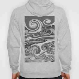 BLACK&WHITE MIX Hoody