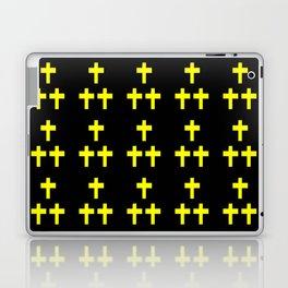 Christian Cross 3- Laptop & iPad Skin