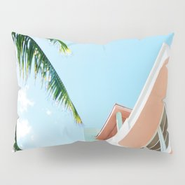 Miami Fresh Summer Day Pillow Sham