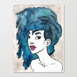 Au Naturale Canvas Print