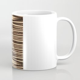 SepiaGold Fractal Coffee Mug