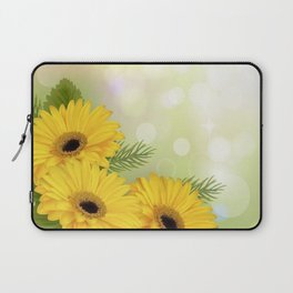 Art Flowers V18 Laptop Sleeve