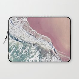 Blush Beach Laptop Sleeve