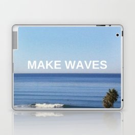 Make Waves Laptop & iPad Skin
