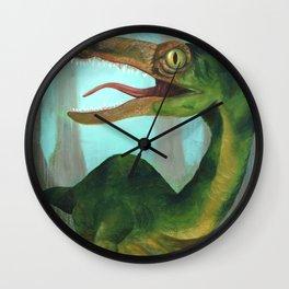 Coelophysis Wall Clock