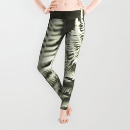 Fantasy Feather Like Fern Leggings